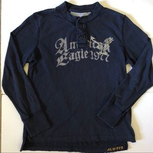 Vintage American Eagle T- Shirt Size L